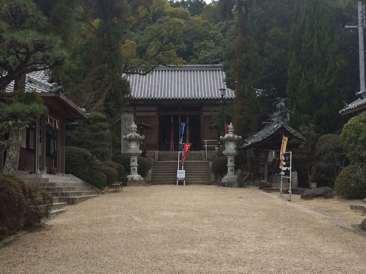 神社仏閣に参りましょう 美具久...
