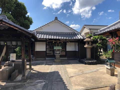 極楽寺 本殿