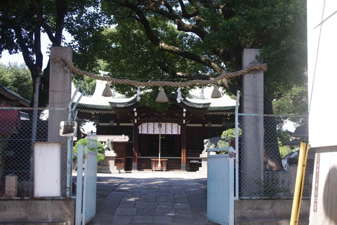 イクネ神社