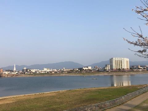 狭山池10月