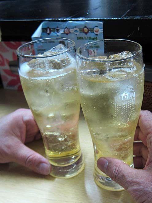 「こまちゃん」-5 天満  呑みだけ~下町ハイボール、地酒、バイスサワー☆  200223