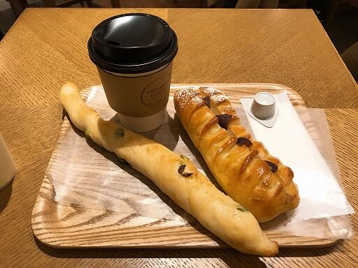 本日のパン(2019/12/01)やまびこベーカリー 梅田店
