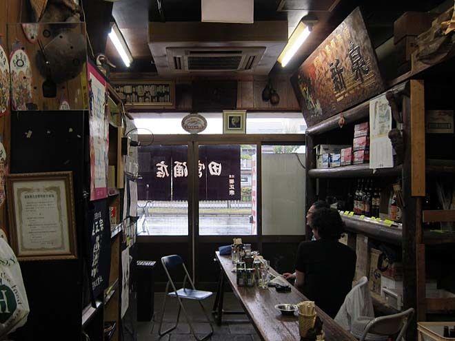 「田宮酒店」-6 堺・出島  肴も魚もウマイ!午後から角打ち呑み~ええやん♪  190521
