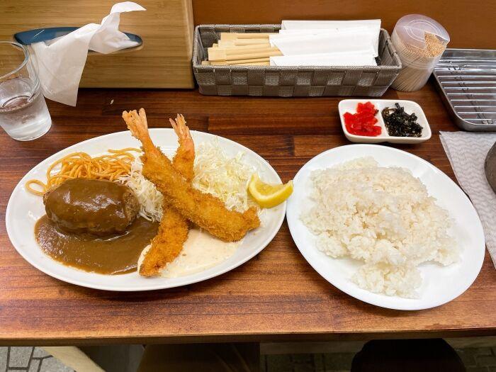 本日のLunch(2021/05/09)洋食のエース