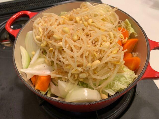 今日は1日三食野菜スープ♪@家ごはん