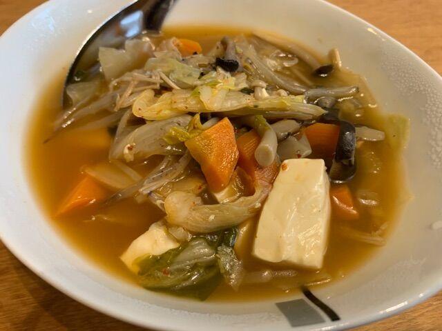 三日目の野菜スープ♪@家ごはん