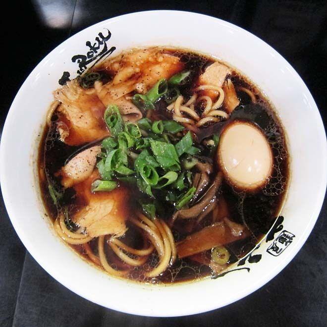 「麺屋 丈六」−99 千日前  11月 おはようラーメン☆定番 中華そば♪  191107
