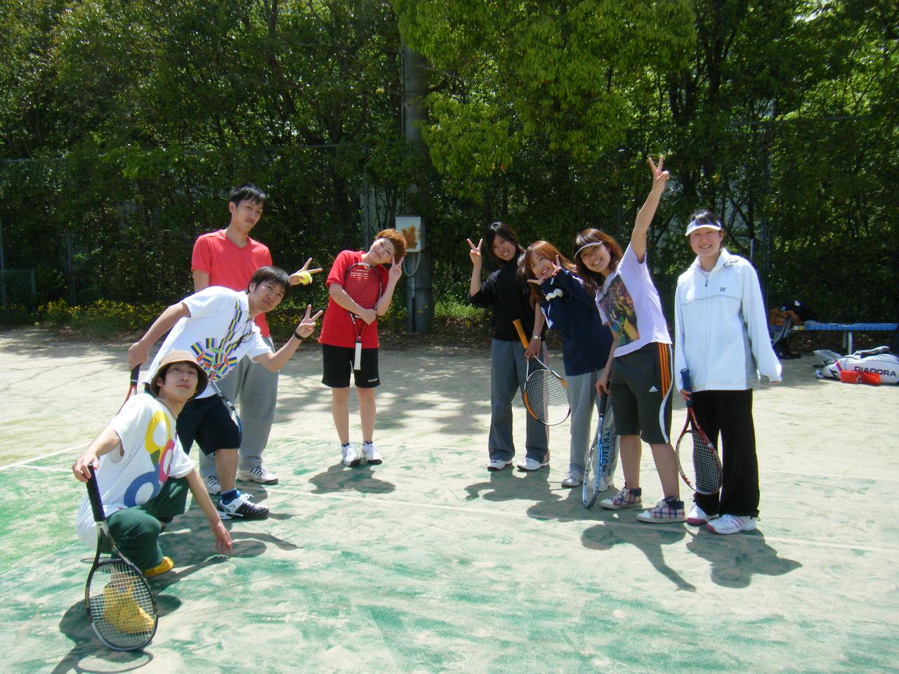 午前中は、2チームに分かれて練習(\u003d゚ω゚)人(゚ω゚\u003d)ぃょぅ!