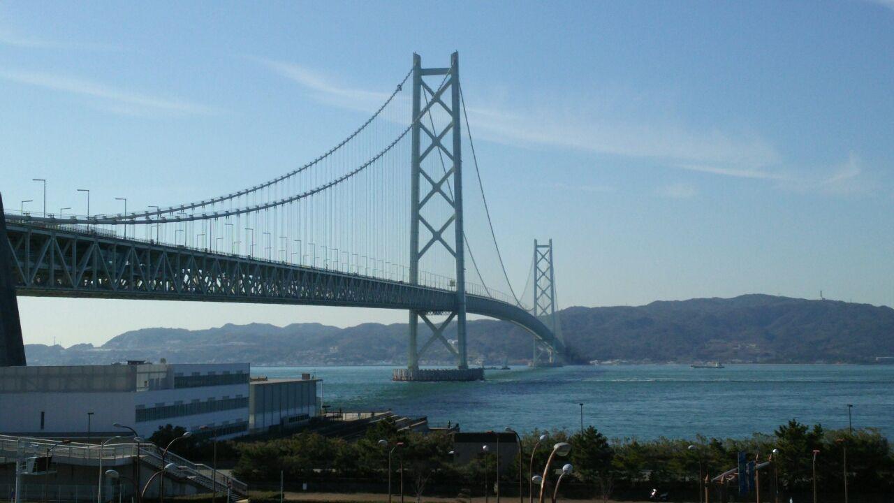鮮魚特急・ボックス席  【明石海峡大橋】明石海峡・春景色トラックバック