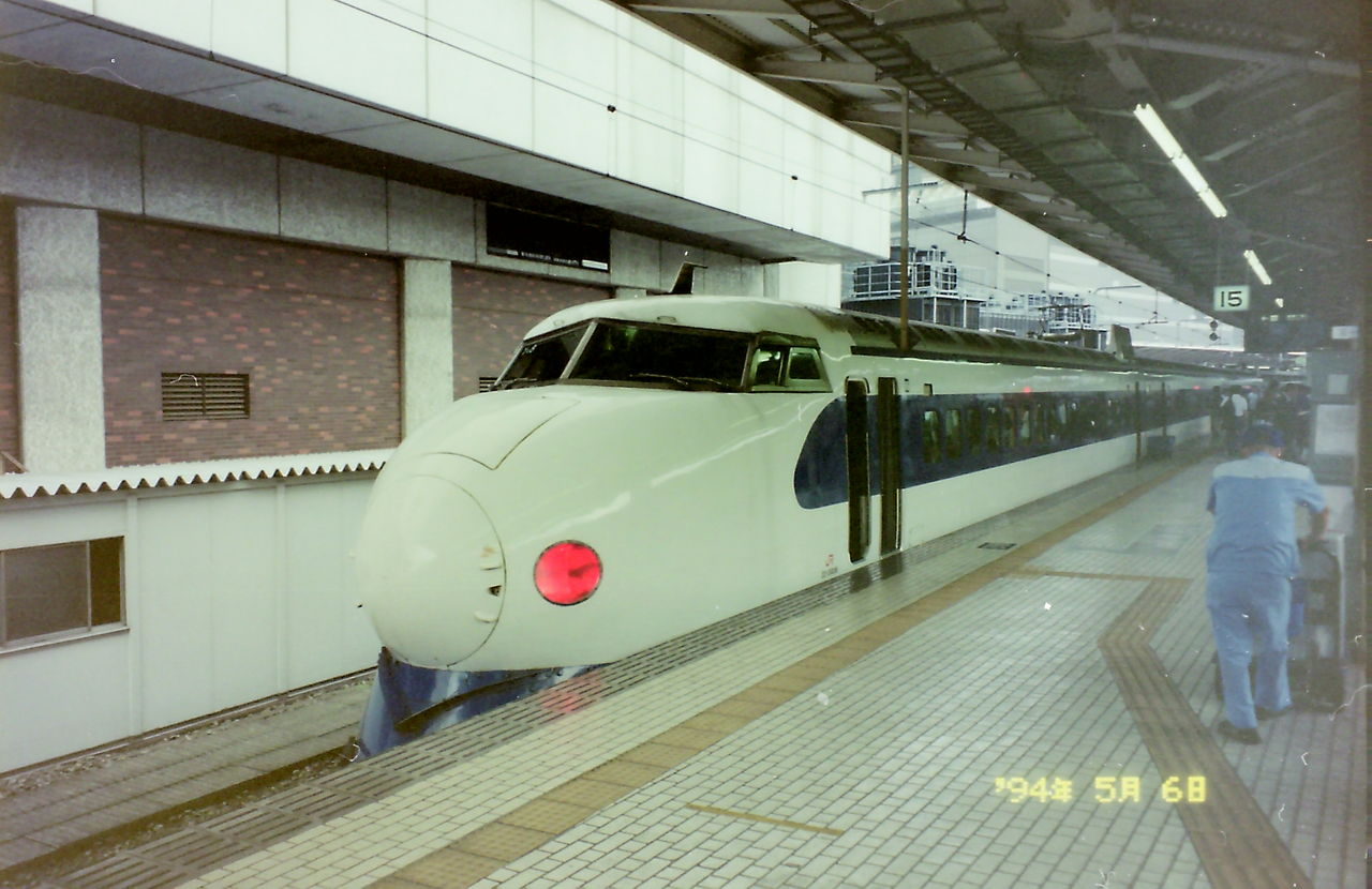 東海道・山陽新幹線 0系 : 鮮魚特急・ボックス席