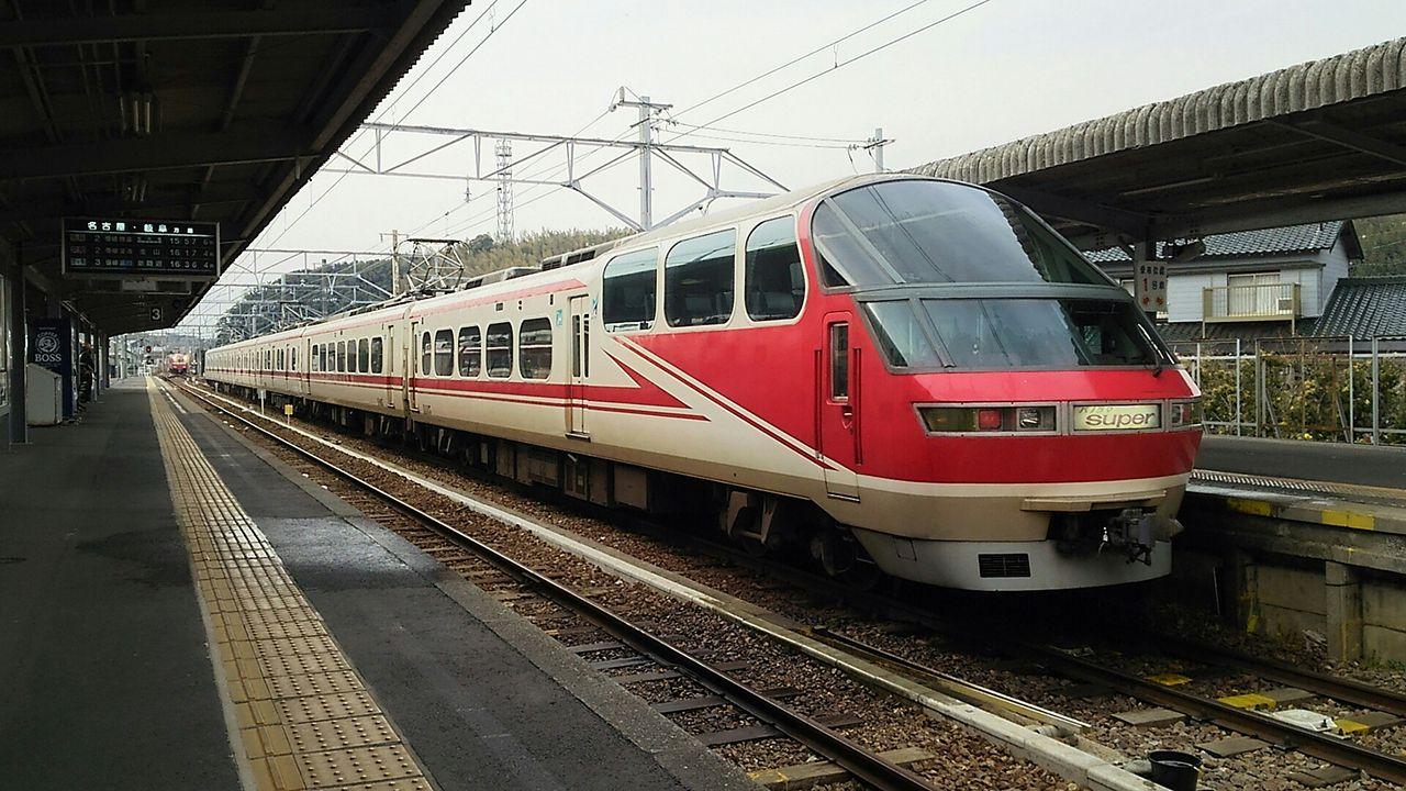 名鉄1200系 パノラマsuper : 鮮...