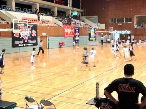 東亜カップ試合