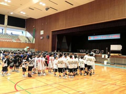 東亜カップ表彰式