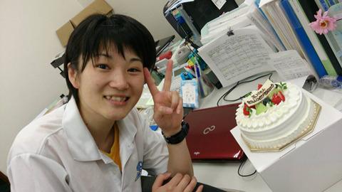 玉川さんのお誕生日