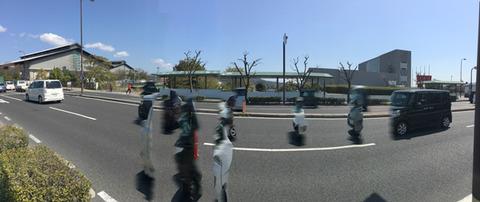 新体育館(パノラマ)