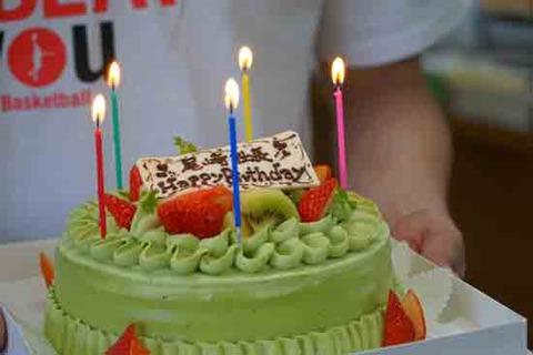 スカラベさんのケーキ