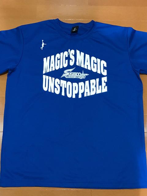 MAGIC'S MAGICTシャツ