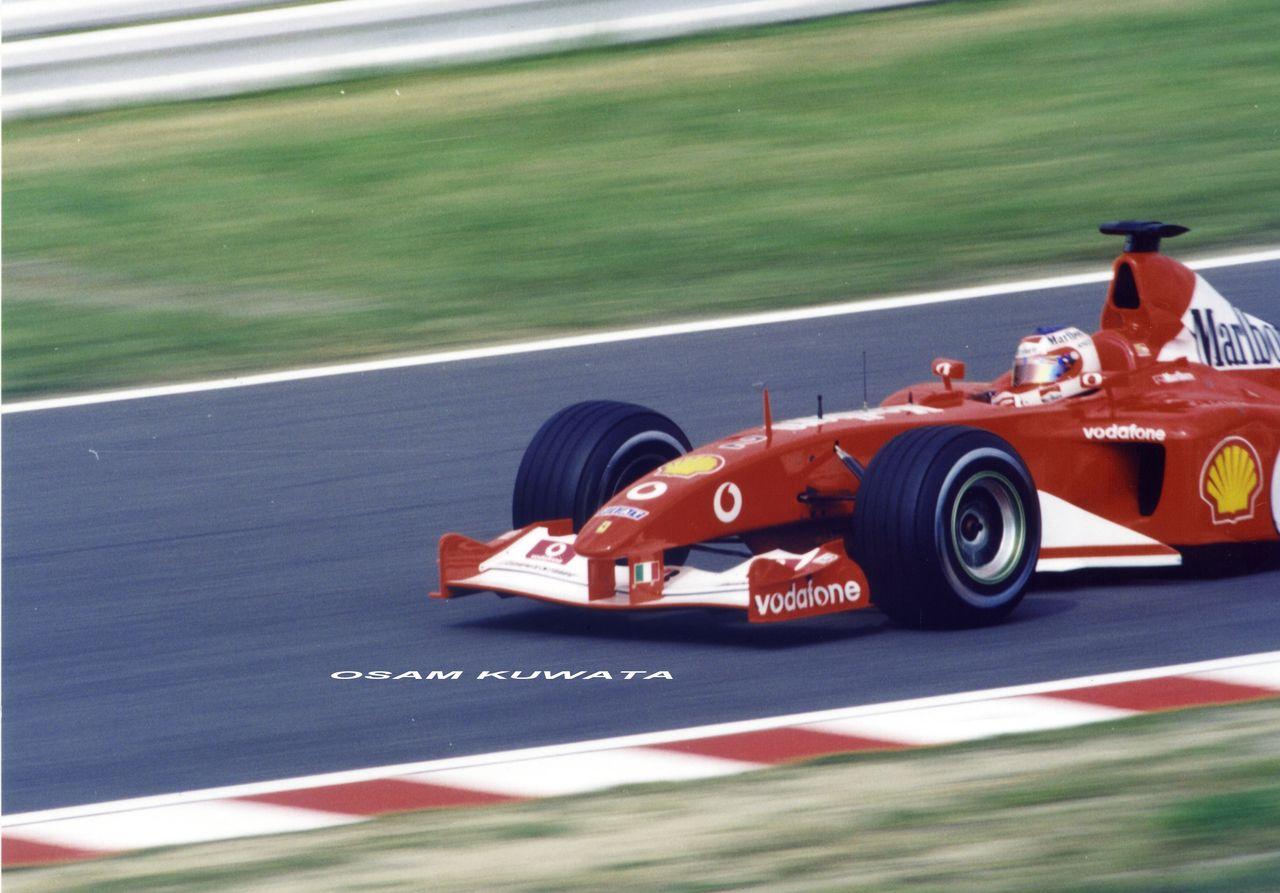 2002年 日本 GP part2 : 小さな...