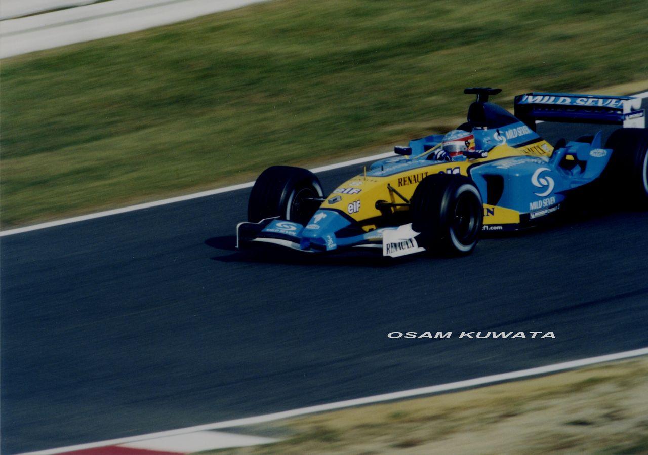2003年 日本 GP part1 : 小さな...