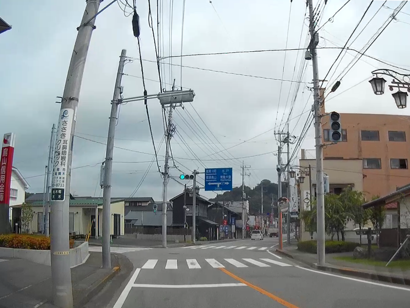 栃木県道109号茂木停車場線 : 個人的ドライブの記録 ~栃木の県道を走る~