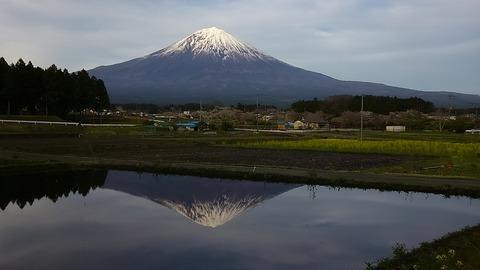 29年4月18日富士山⑤