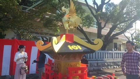 29年10月8日秋祭り②