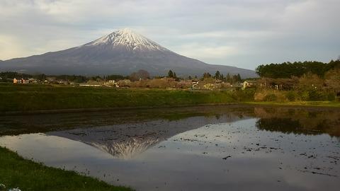 29年4月18日富士山②