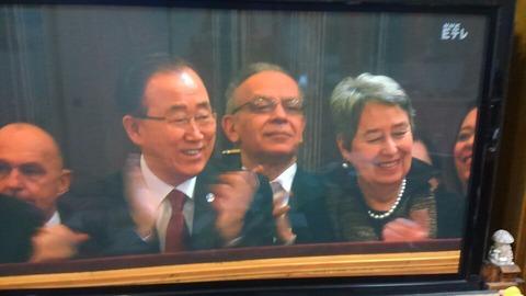 国連事務総長