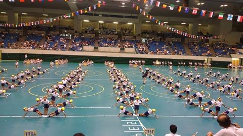幼稚園運動会⑧