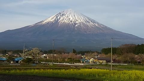 29年4月18日富士山⑥