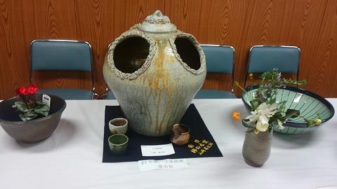 市民祭り陶芸