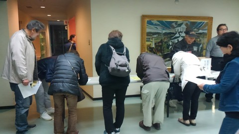 市民と野党をつなぐ会7区④