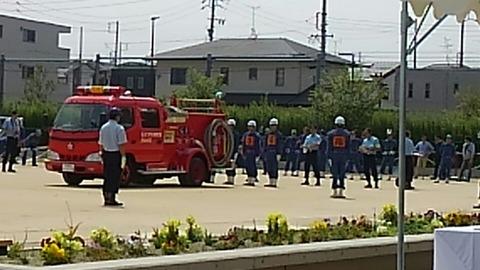 29年5月消防操法大会⑧