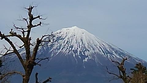 29年4月18日富士山①