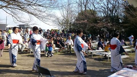 29年古戦場桜まつり⑯