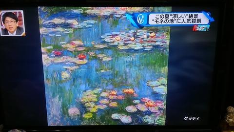 モネの池⑦