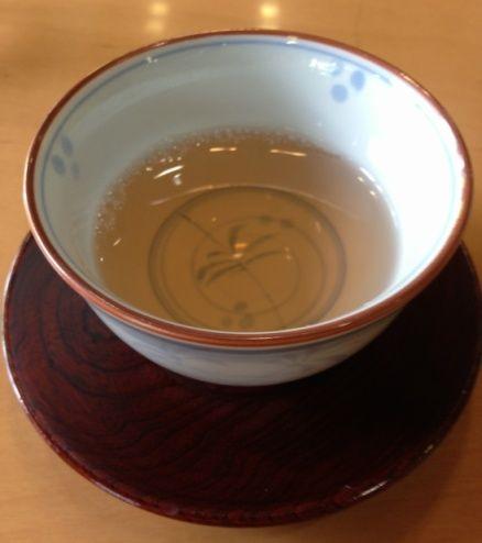目薬の木のお茶