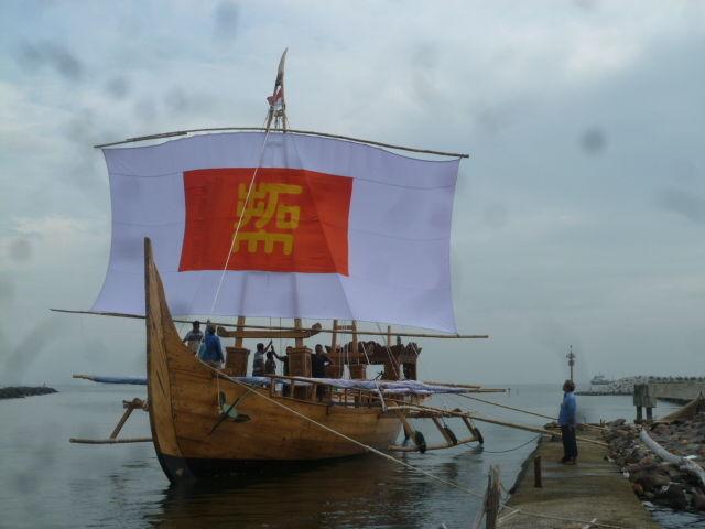 拓大共催、マジャパヒト古代船プロジェクト : 拓殖大学井上 ...