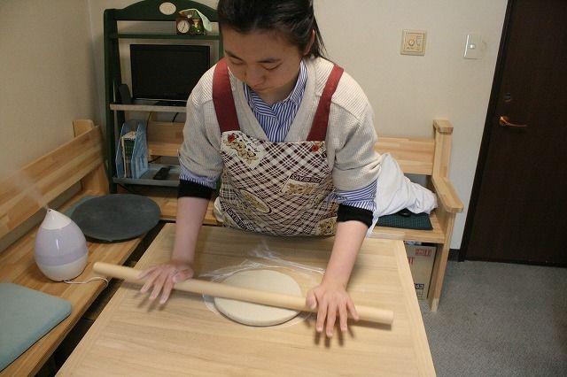 会津十割蕎麦打ち体験