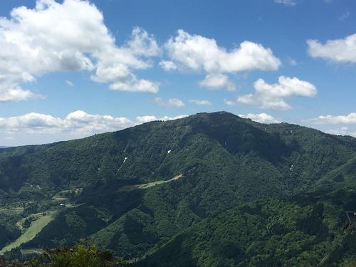 鉢伏山 training