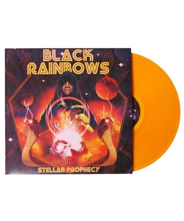 激デザートロック・トリオ! BLACK RAINBOWSの公式Tシャツ