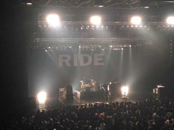 RIDE ジャパン・ツアー 2015