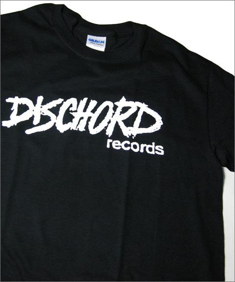 Dischord Records ディスコード 関連のTシャツが入荷