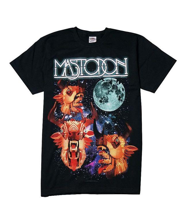 MASTODON いよいよ来日!今最も注目されるメタルバンド。