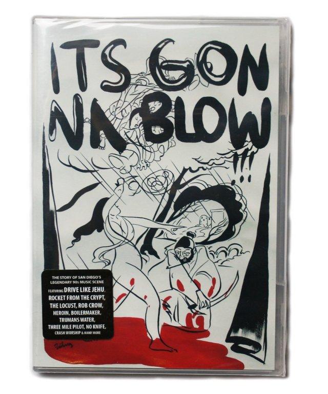 サンディエゴ地下音楽ドキュメンタリー映画『It's Gonna Blow!!!』