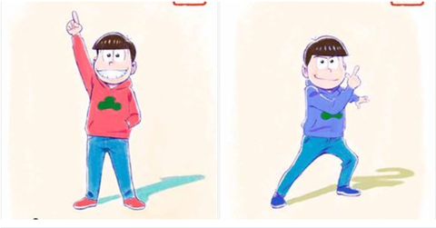 TVアニメ「おそ松さん」のエピソードを、各松ごとにセレクションした廉価版Blu-ray&DVD「松セレクション」発売決定!【本日発売】