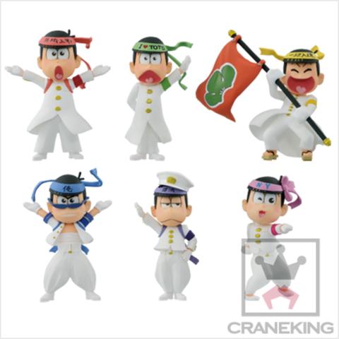 おそ松さんワールドコレクタブルフィギュア-押忍松-白ランverが2017年8月プライズにて登場予定
