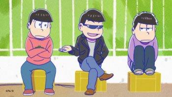 おそ松さん春の全国大センバツ上映祭の第2週目来場者特典は「クリアファイル」