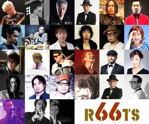 おそ松さん第2期EDテーマに、ROOTS66 Party with 松野家6兄弟が歌う『レッツゴー!ムッツゴー!~6色の虹~』が決定!総勢27名の豪華アーティスト