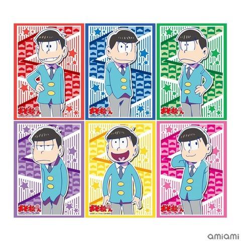 「おそ松さん」スリーブがブシロードから3月4日に発売!